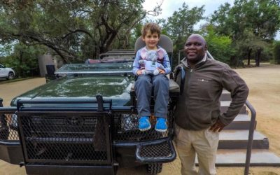 An African Safari is not for Children…or is it?