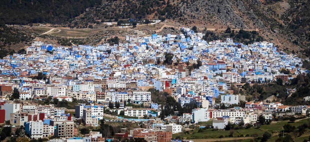 Morocco_Chefcaouen